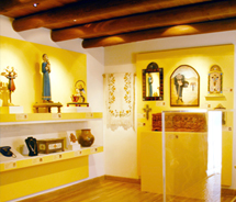 The Museum of Spanish Colonial Art will run its new exhibit, featuring historic pieces from New Mexico, through Feb. 2012. // © Spanish Colonial Arts...