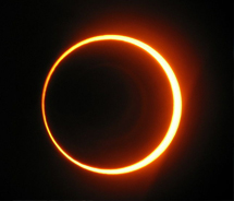Albuquerque has been named the best urban location for viewing the upcoming annular eclipse. // Creative Commons