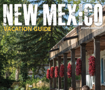 Consult the 2013 New Mexico Vacation Guide for visitor recommendations all year. // (c) 2012 New Mexico Tourism Department