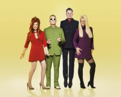 The B52s will perform during the Oregon Zoo's 32nd annual summer concert series // (c) Joseph Cultice, The Oregon Zoo