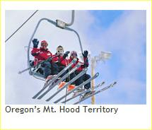 Cool winter deals on Mount Hood // (c) 2010 Oregon's Mt. Hood<br /> Territory
