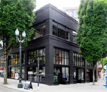 The Black Box offers new shopping choices in Portland // (c) 2011 Travel Portland