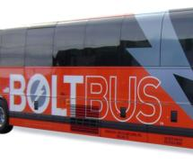 BoltBus recently launched a route between Seattle and Portland with fares as low as $1 // (c) 2012 BoltBus