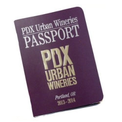 New passport offers urban winery tastings // (c) PDX Urban Wineries