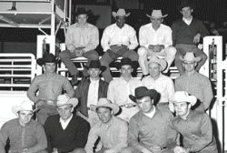 Past Inductees // (c) Texas Rodeo Cowboy Hall of Fame