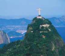 Airlines will add a seasonal service three days a week between Dallas and Rio de Janeiro, Brazil. // © 2010 Rio Convention & Visitors Bureau