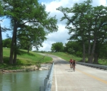 Sojourn Bicycling & Active Vacations will offer an eight-day bike tour through Texas Hill Country in 2011. // © 2010 Sojourn Bicycling &...