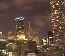 Houston is being recognized for its convention facilities and hotels. // © 2011 Greater Houston Convention and Visitors Bureau