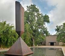 The Rothko Chapel is one of three Houston museums that will take place in the city's first Museum Experience. // © 2012 Rothko Chapel