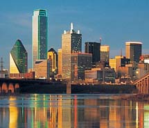 Starting May 16, clients will have more options for traveling between Dallas, Texas, and Sydney, Australia. // © 2004 Dallas CVB