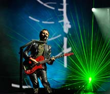Muse is one of many big-name artists to play the Austin City Limits Music Festival, which celebrates its 10th anniversary this year.  // © 2011 Austin...