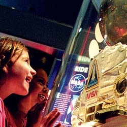 CityPass holders will receive general admission to Space Center Houston including a NASA Tram Tour. // © 2013 Houston CityPass