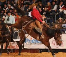 Over the years, the World Championship Ranch Rodeo has become a signature event for Amarillo, Texas. // (c) 2012 Working Ranch Cowboys Association