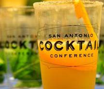 Top mixologists and industry experts will offer tasting events, competitions and more. // (c) 2012 Visit San Antonio