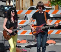 Bands from across the nation and the world will descend on Austin for SXSW this spring. // © 2013 Skye Mayring