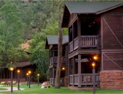 Zion Lodge // (c) Xanterra Parks & Resorts