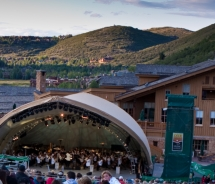 Deer Valley Music Festival Announces 2011 Lineup // © 2010 Deer Valley Music Festival