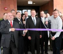 Ribbon cutting at Home2 Suites' new Layton property // (c) 2011 Home2 Suites