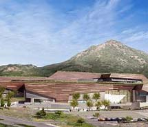 The Utah Museum of Natural History is set to reopen on Nov. 18 in a $103 million, eco-friendly building. // © 2011 Utah Museum of Natural History