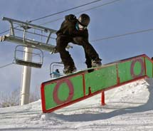 With the Quick Start Vacation promotion, visitors to Park City can ski or snowboard resorts, such as The Canyons, the same day they arrive.  // © 2011...