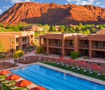 Utah's Red Mountain Resort is a full-service destination spa with daily fitness activities, hiking and biking. // © 2012 Red Mountain Resort