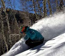 Skiers can enjoy Deer Valley Resort's famous, well-groomed runs this winter. // © 2012 Deer Valley Resort