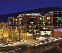 Sky Lodge in Park City, Utah, is attracting families, sports enthusiasts and couples with winter packages. // © 2011 Sky Lodge