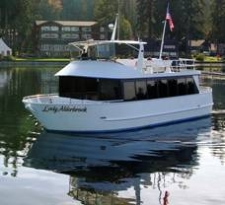 All Aboard at the Alderbrook // (c) 2009