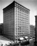 1904 Alaska Building // (c) Washington State Historical Society