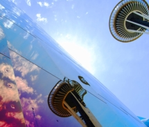 Seattle Space Needle // (c) 2010 Seattle's Convention and Visitors Bureau