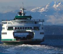 Free ferry program // (c) 2010 Kitsap Tours