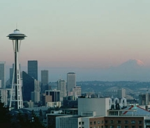Downtown Seattle skyline // (c) 2011 Jim Poth/Washington State Tourism