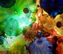 Chihuly Exhibition Slated For Seattle Center // (c) Chihuly Garden and Glass