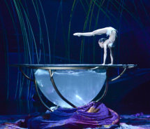 Cirque du Soleil's latest creation, Amaluna, is set to make its U.S. premiere in Seattle this winter. // © 2013 Laurence Labat