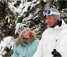 Hotel Terra Jackson Hole is offering a Ski Green package. // © 2011 Hotel Terra Jackson Hole