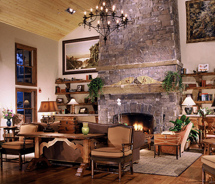 Teton Mountain Lodge & Spa is offering a fourth night free. // © 2011 Teton Mountain Lodge & Spa