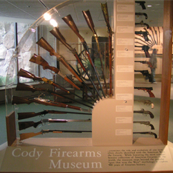 Cody Firearms Museum // © 2013 Buffalo Bill Historical Center