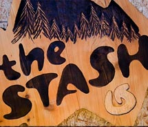 Jackson Hole Mountain Resort will be home to the Stash Park this winter. // © 2010 Jackson Hole Mountain Resort/Burton