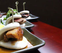 Bachi Burger serves Asian fusion. // © 2012 Bachi Burger