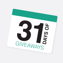 31 days of Giveaways // © 2013 Travel Impressions