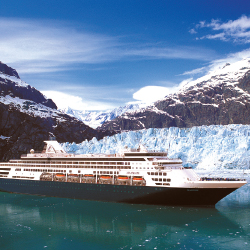 HAL offers holiday season rewards for early bookings. // © 2013 Holland America Line