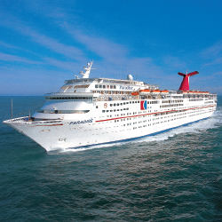 Carnival Cruise Lines' Paradise // © 2013 Carnival Cruise Lines