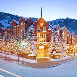 St. Regis Aspen Resort // © 2013 Starwood Hotels & Resorts