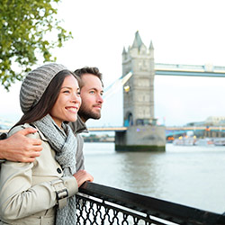 "London is one of 12 European cities where Avanti Destinations is offering winter land-only vacations through their ""White Hot Winter"" incentive. // ©..."