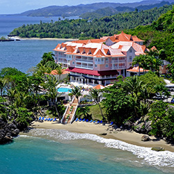 With this incentive, agents can stay at Luxury Bahia Principe Samana, the brand's newest property.// © 2015 Bahia Principe