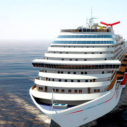 Win a complimentary Seminar at Sea cruise from Carnival. // © 2015 Carnival Cruise Line