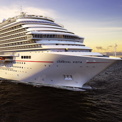 Carnival Vista will launch in May 2016. // © 2015 Carnival Cruise Lines