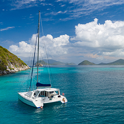 "Crystal Yacht Cruises is bringing back its popular ""Sell 3, Sail Free"" Promotion in honor of its new sailings to the West Indies.  // © 2017 iStock"