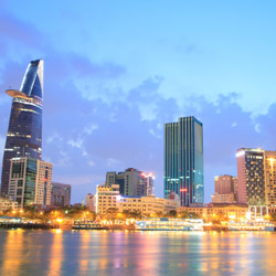 Visit Ho Chi Minh City during FT Tours' Vietnam itinerary. // © 2015 iStock