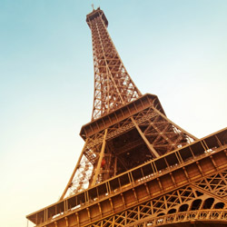 The top 10 sellers can win a trip to France. // © 2015 iStock